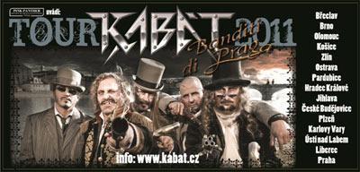 Kabát - Banditi di Praga v Uherském Hradišti - AtlasCeska.cz 7e230158406